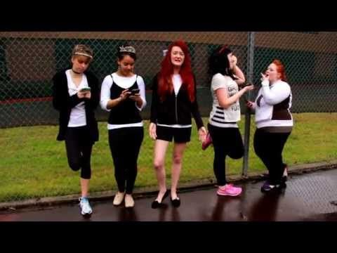 Disney Princesses in Clueless | The Impossible Possible