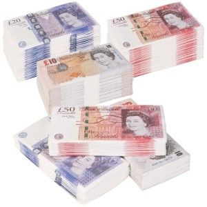 Hold a birthday party like you are Pablo Escobar with these Party Money Napkins…. Just make sure the strippers leave before they catch on to your fake pound notes. Check it out on www.quickhidemywallet.co.uk