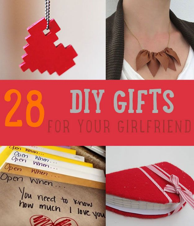 Best 20+ Diy Gifts For Girlfriend Ideas On Pinterest