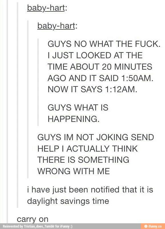 I HAD THAT HAPPEN TO ME I COULDNT FIGURE OUT WHY 1:30 HAPPENED TWICE I THOUGHT I WAS TRIPPING BALLS