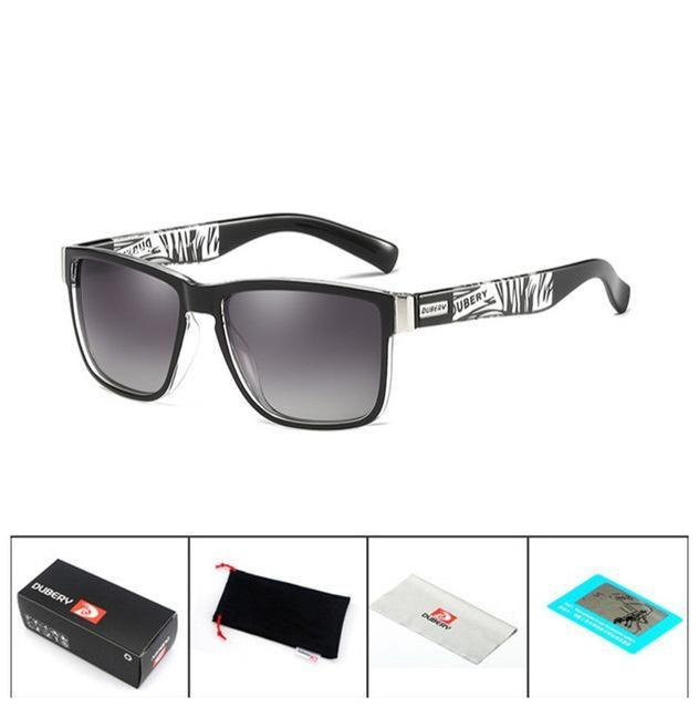 47d3ebc5dfd DUBERY Polarized Sunglasses Men Driving Shades Male Sun Glasses okulary  Eyeglasses Sunglasses zonnebril mannen Oculos Barato