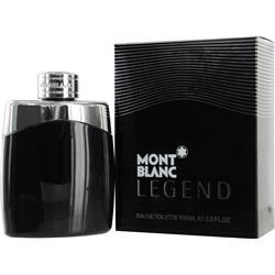MONT BLANC LEGEND EDT SPRAY 3.3 OZ