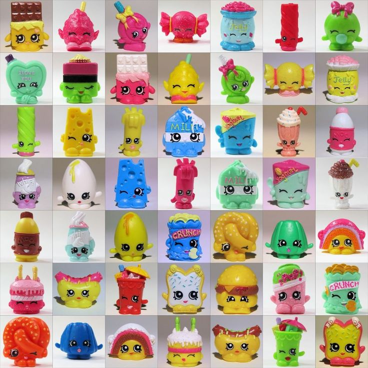 Or, Loose Shopkins figures ship for free with purchase of any Shopkins playset! International Orders:Pay the shipping cost for only the first Shopkins figure, and all other Shopkins figures ship for no additional charge!