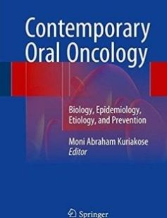 Contemporary Oral Oncology: Biology Epidemiology Etiology and Prevention free download by Moni Abraham Kuriakose (eds.) ISBN: 9783319149103 with BooksBob. Fast and free eBooks download.  The post Contemporary Oral Oncology: Biology Epidemiology Etiology and Prevention Free Download appeared first on Booksbob.com.