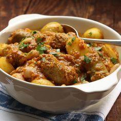 Boerewors Curry Recipe Very very good***