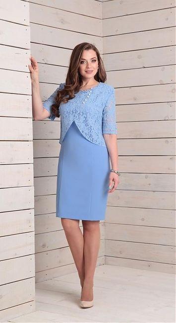 интернет магазин женской одежды / Ксения 1424 платье