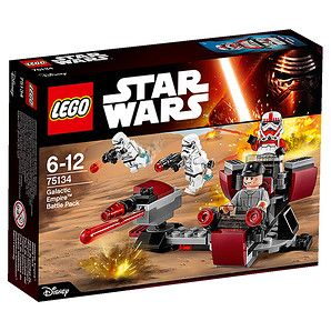 LEGO® Star Wars™ Galactic Empire™ Battle Pack 75134 – Target Australia