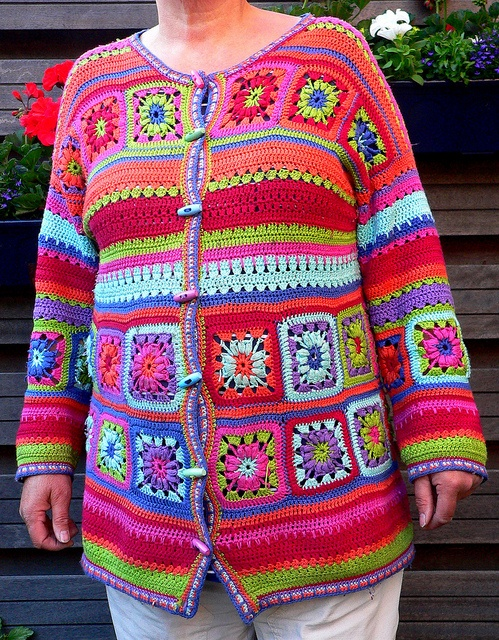 Epic Knitting Fails : I give up crochet cardigan and epic fail on pinterest