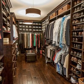 Traditional Closet By Structure Home