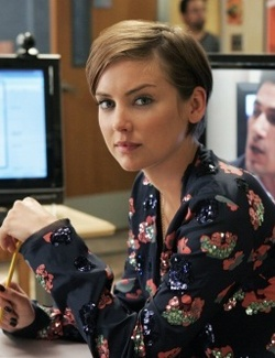 90210's  Erin Silver played by Jessica Stroup