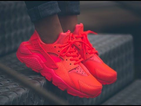 best sneakers 63ffb db282 Chaussure Nike air huarache rouge hommefemme pas cher  nelsoph en 2019   Sneakers nike, Nike shoes et Huaraches