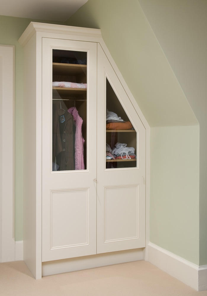 25 Best Ideas About Slanted Ceiling Closet On Pinterest