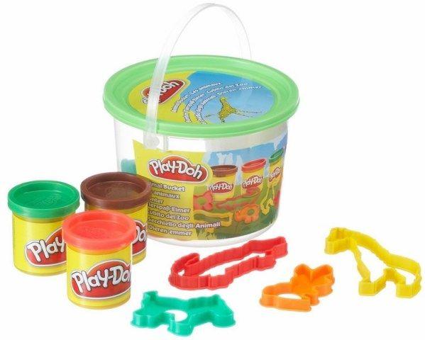 Play Doh - Kyblík se 3 kelímky a doplňky