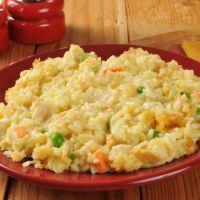 Perfect Tuna Veggie Rice Casserole