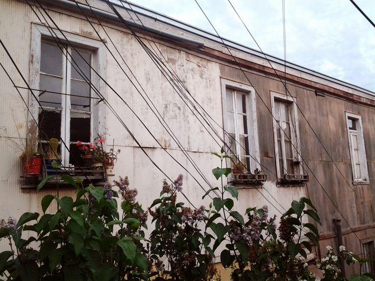 Rincones de las casas de Valparaíso que enamoran.