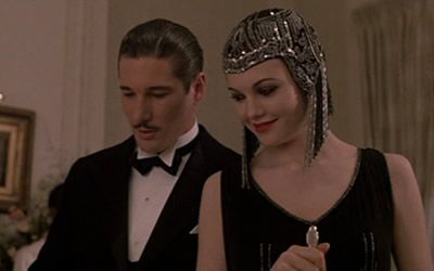 "Richard Gere and Diane Lane in ""The Cotton Club"" 1984 - Milena Canonero, Costume Designer."