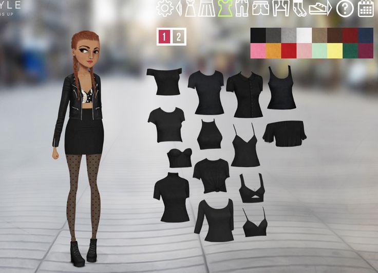Style Dressup, the super addictive fashion game