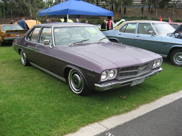 1972 Holden HQ Premier Sedan by Sicnag, via Flickr