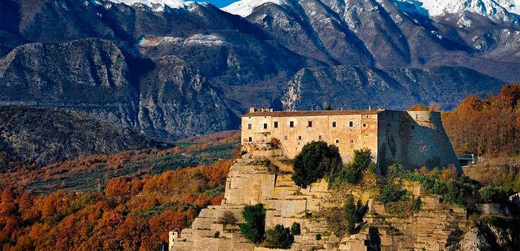 Civitacampomarano e Cerro al Volturno: borghi da visitare -> http://goo.gl/3S4jLc #Campobasso #Isernia #Molise #mangiareinmolise