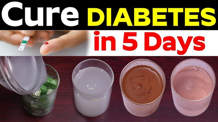 Natural cure in 5 Days - No More Diabetes Process