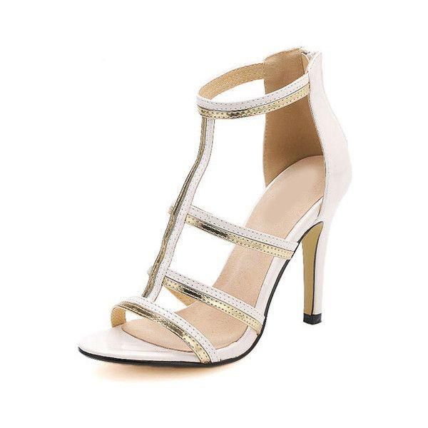 L YC Chaussures De Mariage Pour Femmes Chaussures De Talon à Talons Haut De Gamme Robe De MariéE En Satin Robe De SoiréE Et SoiréE , white , 38