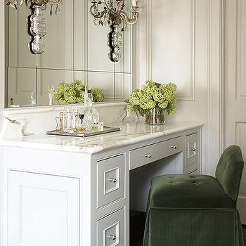 1000+ images about vanity chairs on Pinterest | Vanity area ...