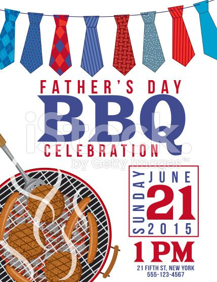 free fathers day flyer templates