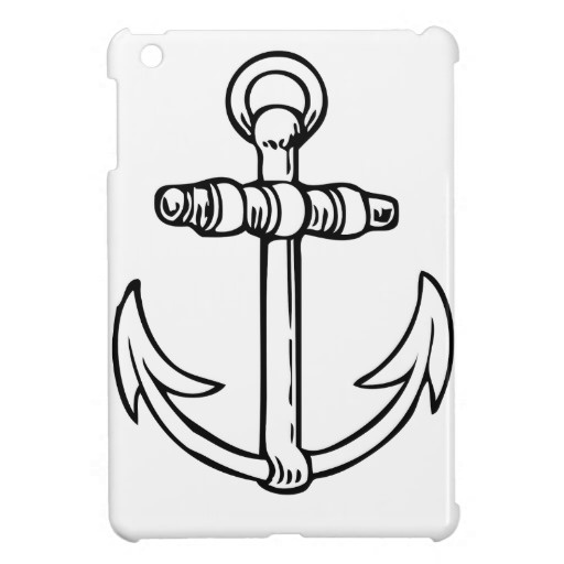 1000 Ideas About White Anchor Tattoos