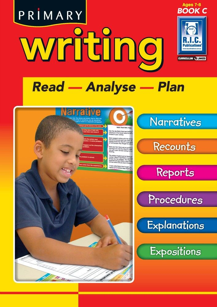 | Primary Writing - Ages 7-8_Page_01