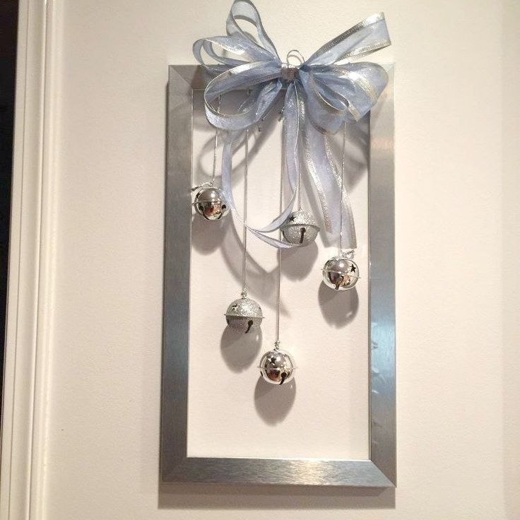 s from your community 10 pieces of clutter to reuse before the holidays, christmas decorations, organizing, repurposing upcycling, seasonal holiday decor, Empty Picture Frames