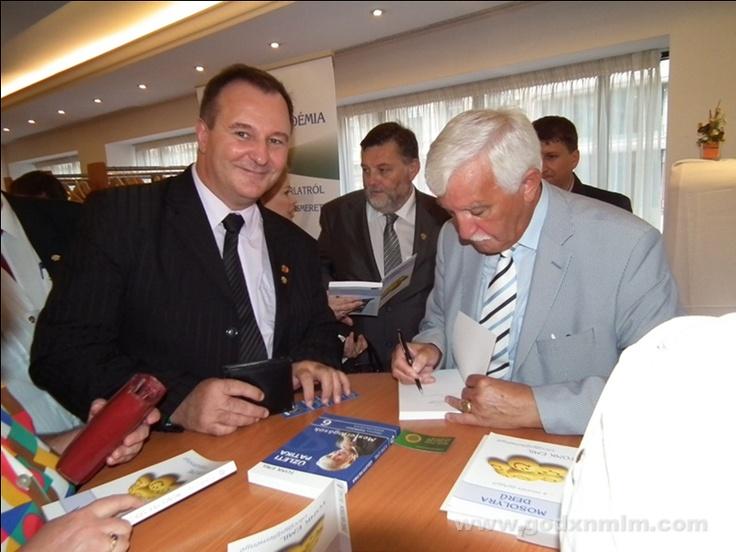 Mr. Joseph Specht and Mr. Emil Tonk