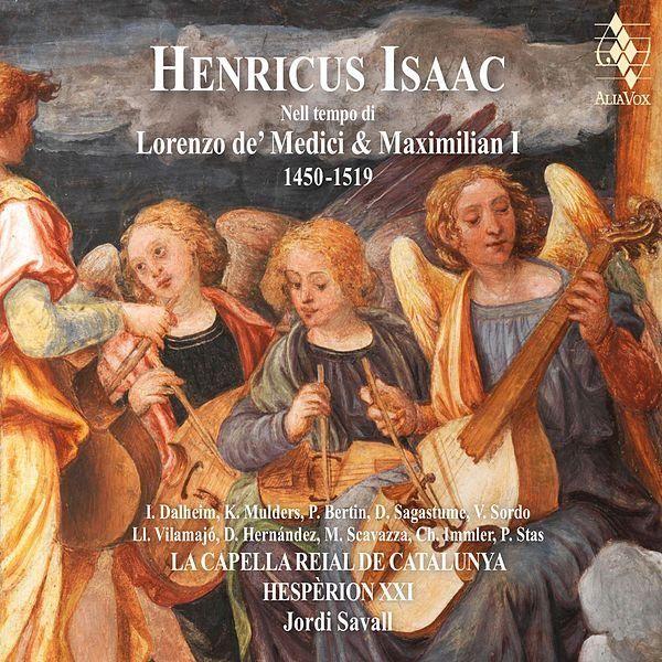 "De álbum ""Henricus Isaac"" del Jordi Savall en Napster"