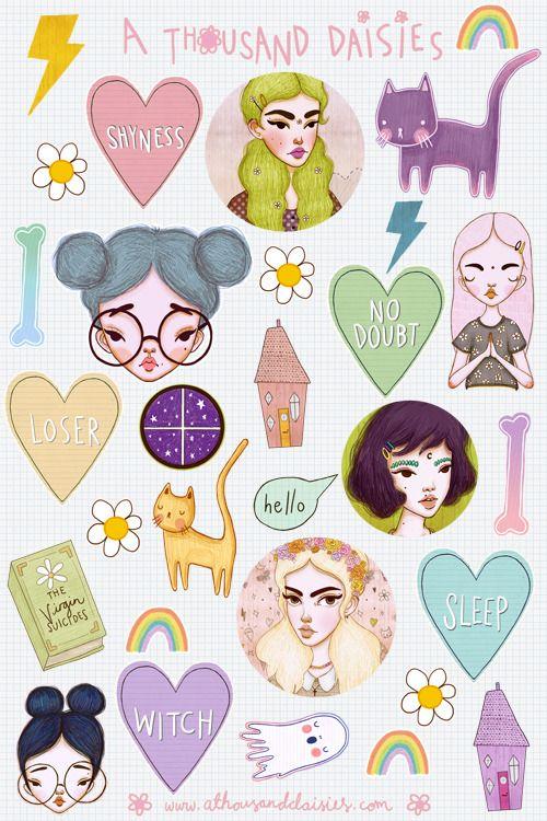 Sticker Sheet /