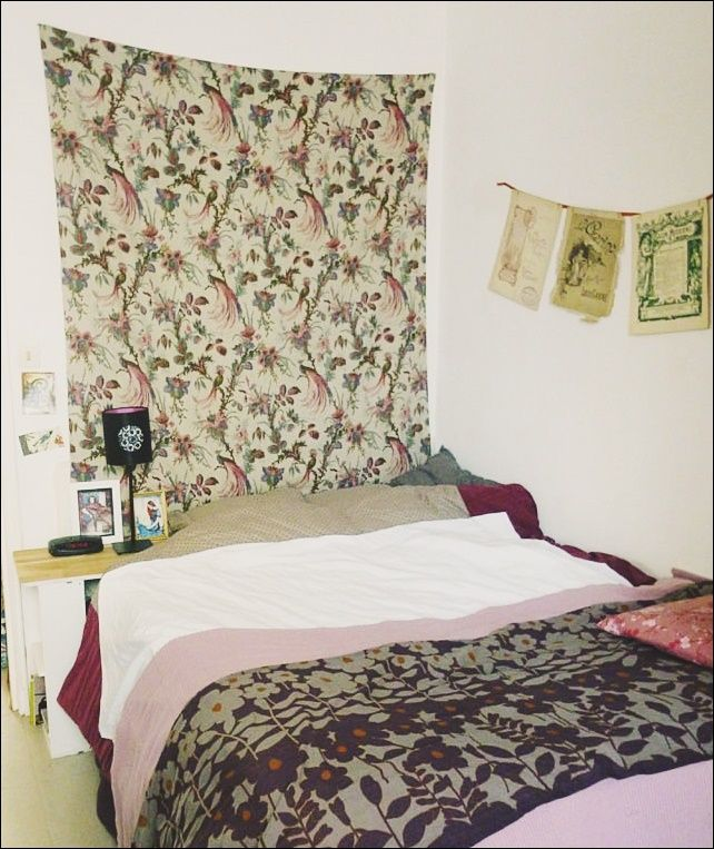 Tissu tête de lit