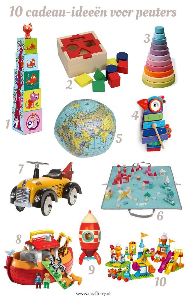 Cadeautips Voor Babys Peuters En Kleuters Sinterklaas