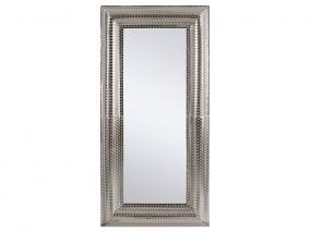 Espejo de metal níquel