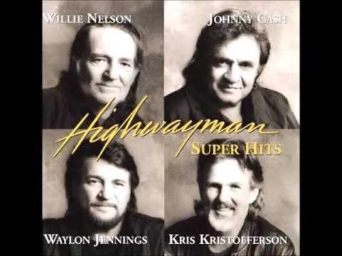 The Last Cowboy Song ~ The Highwaymen