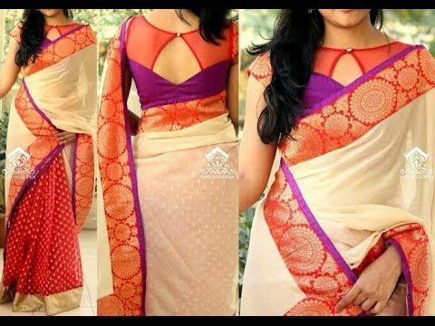 New Blouse pattern 2016 - YouTube