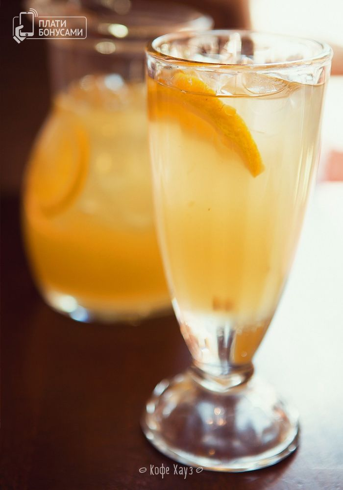 Освежающий Лимонад в Кофе Хауз #кофехауз #кафе #напитки #drinks