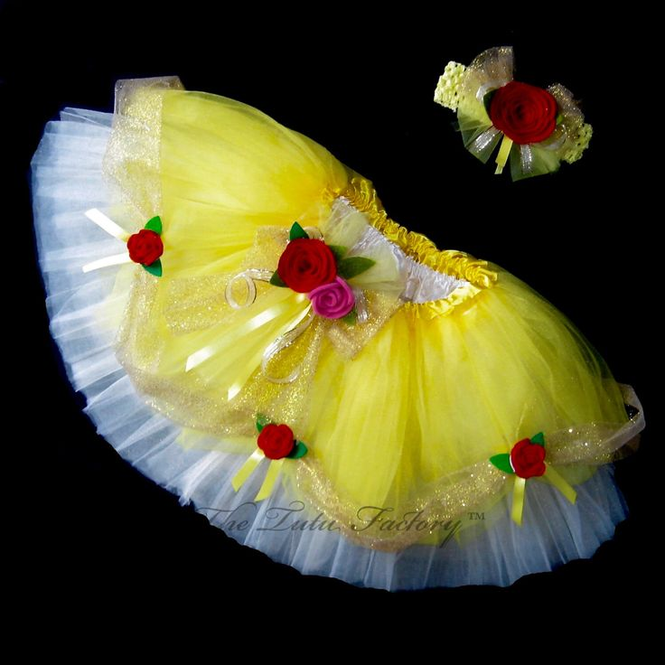 BELLE Tutu . INFANT thru 6X . Yellow Tutu . Princess Tutu .  Super Full . 6 Layers by TutuFactory1 on Etsy https://www.etsy.com/listing/462275874/belle-tutu-infant-thru-6x-yellow-tutu