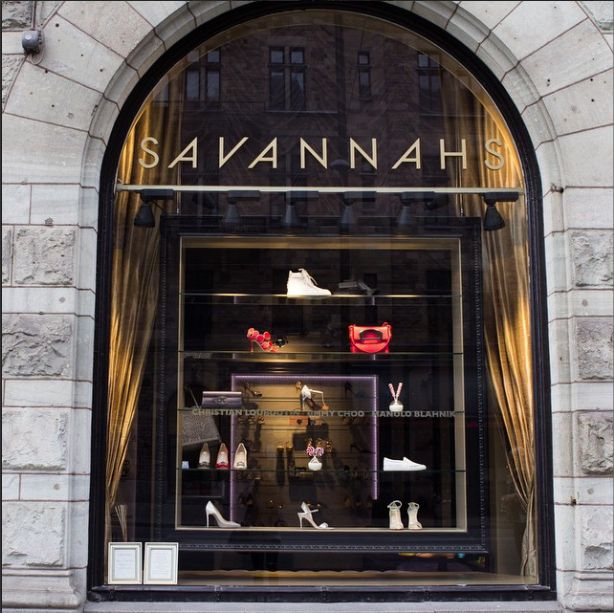 Our beautiful boutique in Stockholm... We can't wait for you to visit us!