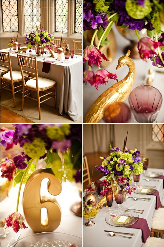 35 best wedding purple gold images on pinterest gold purple and gold wedding ideas by the wedding chicks photography by katelyn james junglespirit Gallery