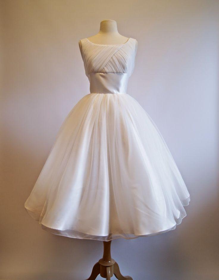 80 Best 50 39 S Vintage Images On Pinterest Vintage Dresses