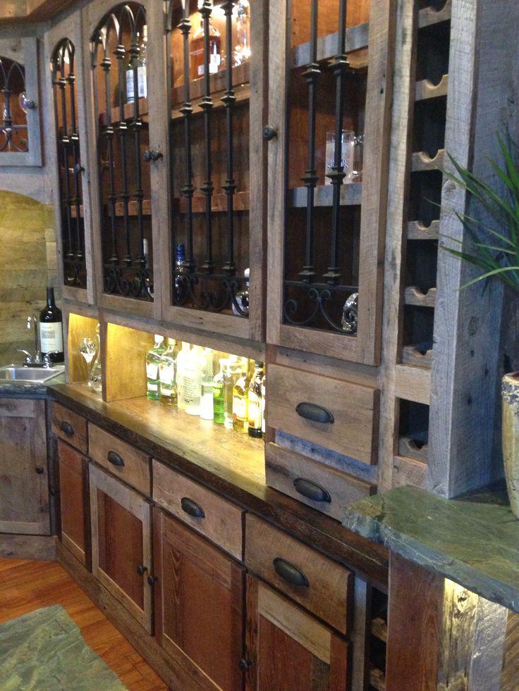 31 best vintage reclaimed wood bar images on pinterest for Reclaimed wood dc