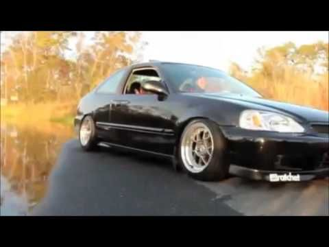 DO NOT LOOK - Mobil tua gaya anak muda ( Honda Civic GENIO VS Honda Civi...
