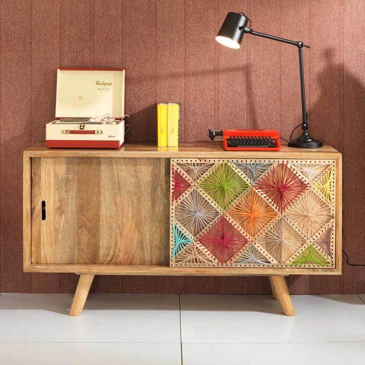die besten 25 sideboard massivholz ideen auf pinterest kommode massivholz lowboard. Black Bedroom Furniture Sets. Home Design Ideas