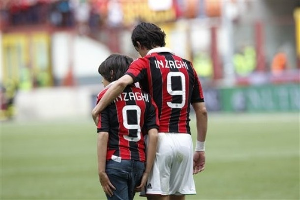 AC Milan say goodbye Nesta, Gattuso, Inzaghi, Bommel, Seedorf