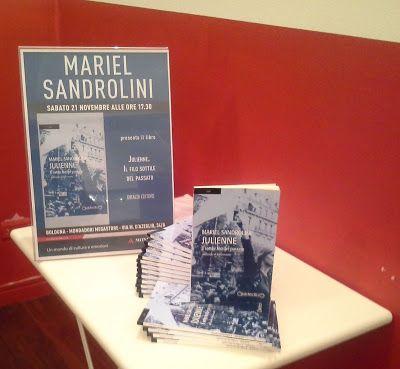 Mariel Sandrolini: il 14° libro di mariel sandrolini JULIENNE IL SOTT...