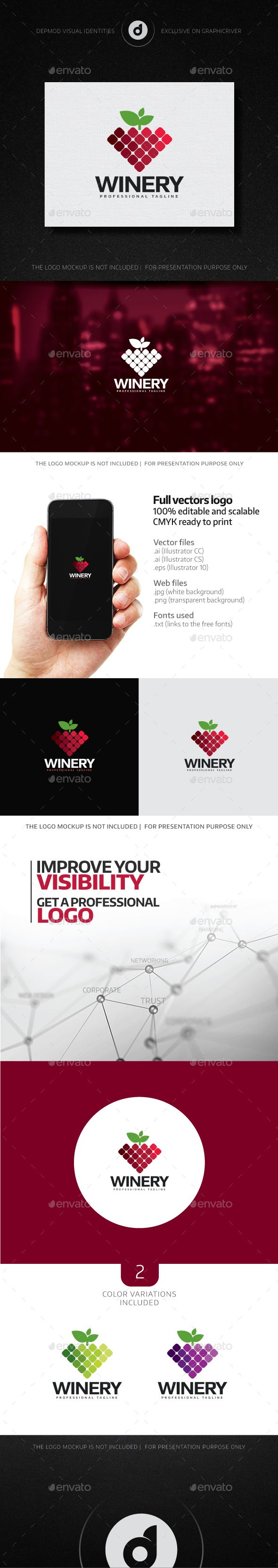 133 Best Food Drink Logos Images On Pinterest
