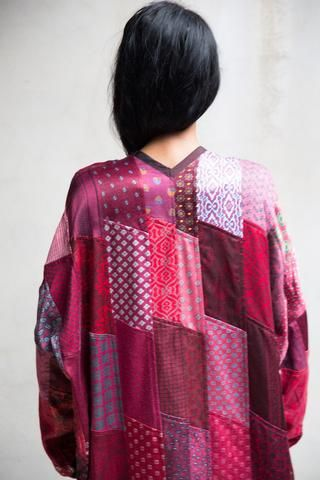 Patchwork Gown